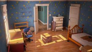 Toy Story Recreation by dom10268