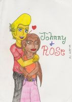Johnny and Rose by MSKM2001