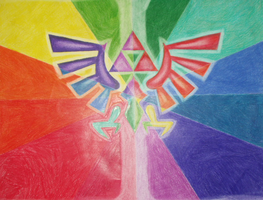 Hryrulian Color Wheel by Skullflame