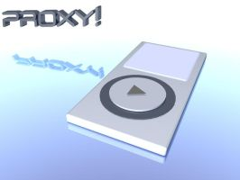 iPod by prox3h