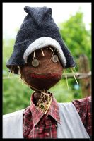 scarecrow by netbandit