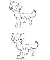 :Kit Lineart:   -FREE TO USE- by xXFluffyontoontownXx