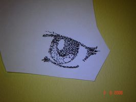the eye-stippling by Veester