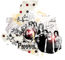 paramore-herewegoagain by smellysneakers