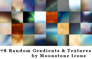 Misc Gradients and Textures by seline-bennet