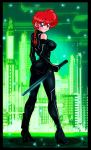 Tron Legacy Ranko - Commission by DarkVanessaLusT