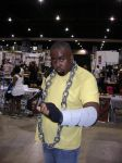 Luke Cage cosplay by Robot001