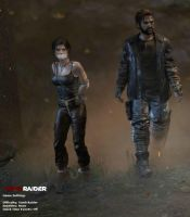 Difficulty 'Tomb Raider' by honkus2