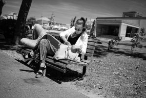 Bench Glamour by NunoCanhaReloaded