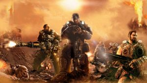 Gears of War Contest by Vertisb