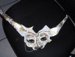 Scary ballroom mask by Soul-Drinker-Eowyn