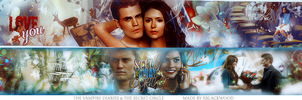TVD and TSC by xBlackwood