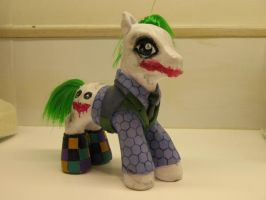 The Joker Pony by dylancatDC