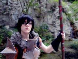 Mage Hawke - Dragon Age 2 by Cosplay4UsAll