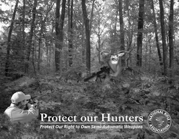 Protect Our Hunters by Garveate