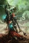 Mechanicus - Techpriest - (c) Games Workshop Ltd. by helgecbalzer