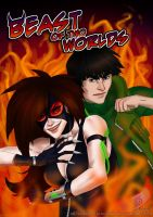 Beast of two Worlds New Cover by GealachCaora