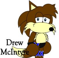 Drew McIntyre by AshleyWolf259