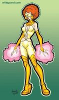 Shimmer by ToddNauck