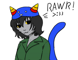 Nepeta RAWR by mosquitone