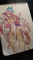 Jibril 'No Game No Life' by GispyStriker