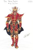 12-3-12 Vectus Sunfire by KibaDVahnGoth