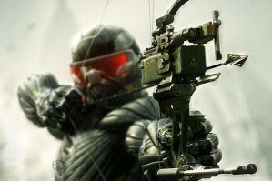 Hunt Them down , Crysis 3 by 3DaI-KaRSo3
