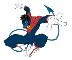 Nightcrawler - Colors by joaood