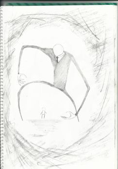 Slenderman by iNf3ctedRa1N