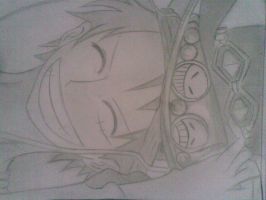 Adult Luffy? xD by FiroProchainezo27