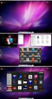 Smooth Snow Leopard by Skorpion24