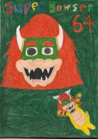 Super Bowser 64 by daisyplayer1