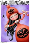 Happy halloween by Myria-Moon by Myria-Moon