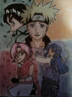 Naruto Shippuden: Fighting For You by Millie-Rose13