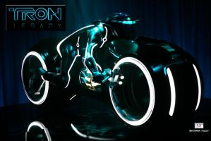 Tron Legacy by TheSnowman10