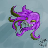 Ultros by Graphite-Scribble