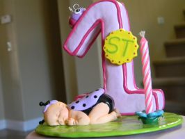 Cake Topper by ThePetiteShop