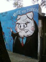 Vote no Porco by ChurusSavioli