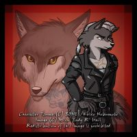 Strong n Silent - Anthro-Tsume by MiraKHall