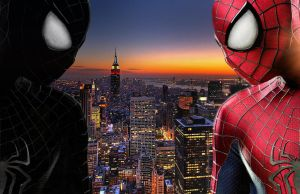 The Amazing Spider-Man - Symbiote VS Suit by MrSteiners