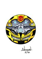 CircleToon: Bumblebee by Fellhauer