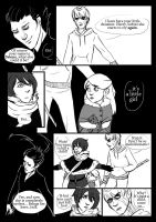 Cold and Dark - page 13 by IsabelSparrow