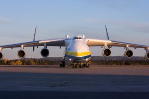 AN-225 Front View by altitude604