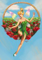 TinkerBell by agentscarlet