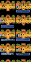 Mystery Dungeon peace dawn: 28 by Darkmaster09