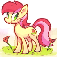Roseluck by Mister-Markers