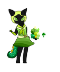 Saint Patricks Day Adopt ---OPEN--- ((Contest)) by rawr3rawr