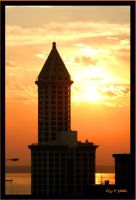 Smith Tower by rayt