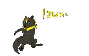 AT Izuna by CanineCriminal