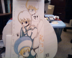 ToraCon Display: SuFin Family by CaittheCat